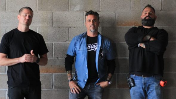 Garage Rehab TV show on Discovery Channel: (canceled or renewed?)