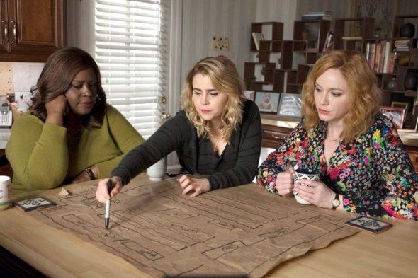 Good Girls TV show on NBC: season 2 (canceled or renewed?)