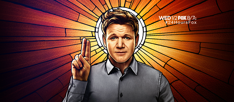Gordon Ramsay S 24 Hours To Hell And Back Tv Show On Fox