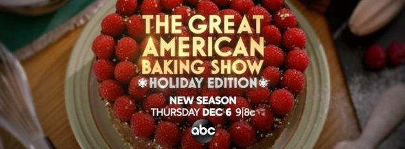 The Great American Baking Show TV show on ABC: season 4 ratings (canceled or renewed season 5?)