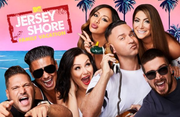 Jersey Shore Family Vacation TV show on MTV renewed for season three