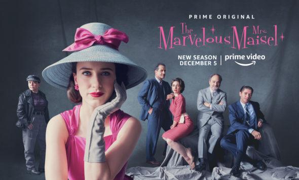 The Marvelous Mrs. Maisel TV show on Amazon: season 2 viewer votes (cancel or renew season 3?)