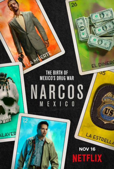 Narcos: Mexico TV show on Netflix: season 2 renewal (canceled or renewed?); Narcos TV show on Netflix: season 5 renewal (overall)