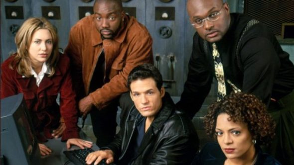 New York Undercover TV show: (canceled or renewed?)