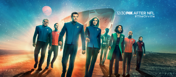 The Orville TV show on FOX: season 2 ratings (canceled or renewed season 3?)