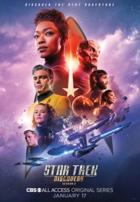 Star Trek: Discovery TV show on CBS All Access: season two (canceled or renewed?)