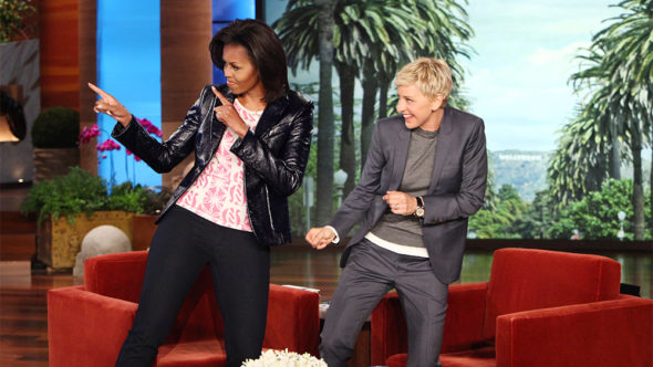 The Ellen DeGeneres Show TV show on NBC: (canceled or renewed?)