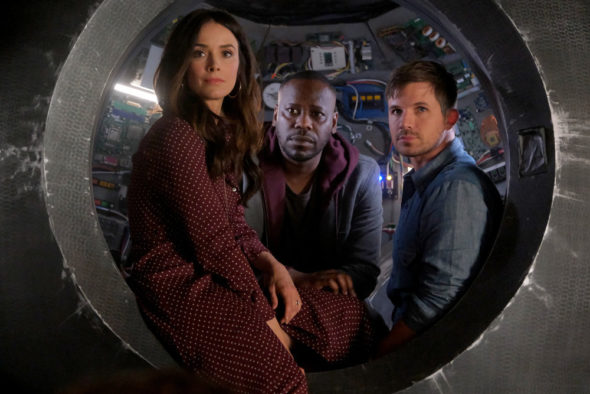 Timeless TV show on NBC: series finale
