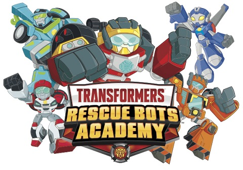 Transformers: Rescue Bots Academy TV show on Discovery Family: (canceled or renewed?)