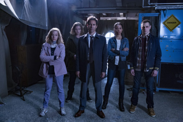 Travelers TV show on Netflix: canceled or renewed for another season?