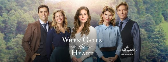 When Calls the Heart TV show on Hallmark Channel: season 6 ratings (canceled or renewed season 7?)