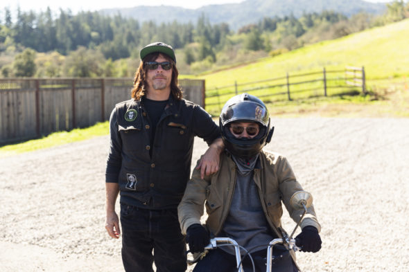 Ride with Norman Reedus TV show on AMC: (canceled or renewed?)