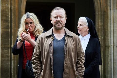 After Life TV show on Netflix: (canceled or renewed?)