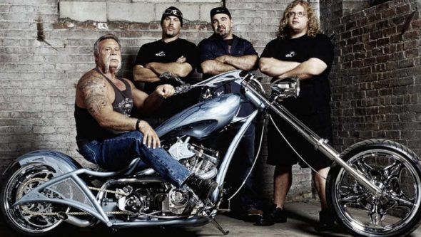 American Chopper TV show on Discovery: (canceled or renewed?)