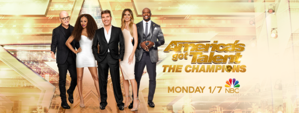 America's Got Talent: The Champions TV show on NBC: season 1 ratings (canceled or renewed season 2?)