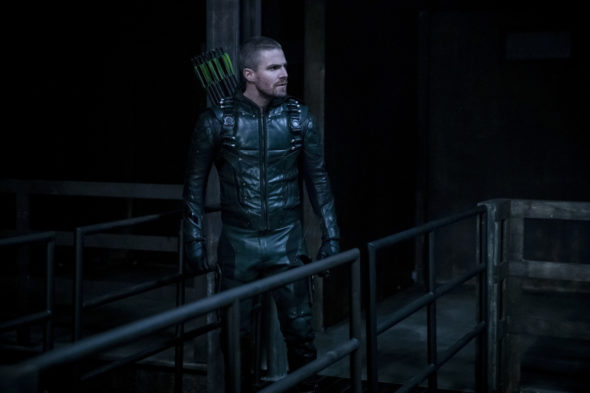 Arrow TV Show on CW: canceled or renewed?