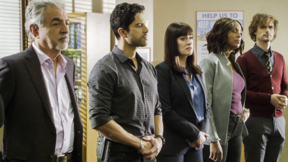 Criminal Minds TV show on CBS: season 15 renewal; ending, no season 16 (canceled or renewed?)