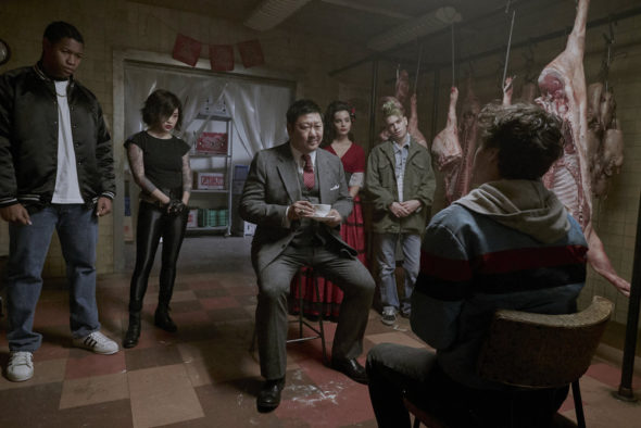 Deadly Class TV show on Syfy: canceled or renewed for another season?