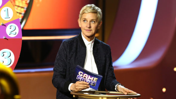 Ellen's Game of Games TV show renewed by NBC