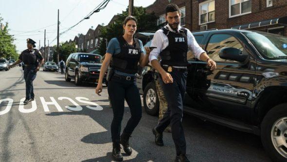 FBI TV show on CBS renewed for season two