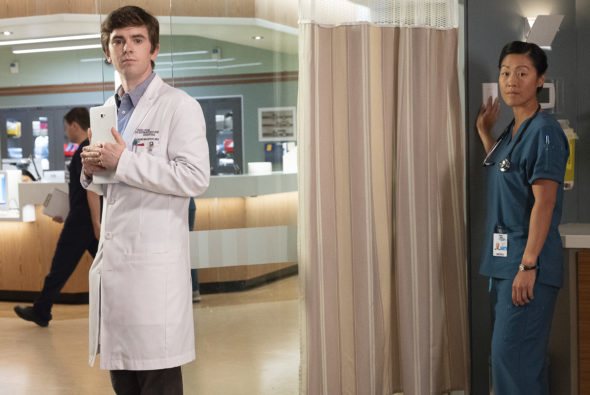 Saturday TV Ratings: The Good Doctor, 48 Hours, The Titan