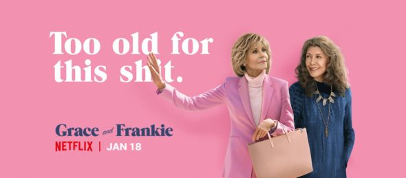 Grace and Frankie TV show on Netflix: season 5 viewer votes (canceled or renewed season 6?)