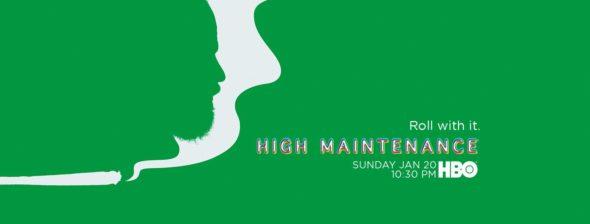 High Maintenance TV show on HBO: season 3 ratings (canceled or renewed season 4?)