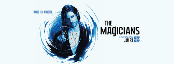 The Magicians TV show on Syfy: season 4 ratings (canceled or renewed season 5?)