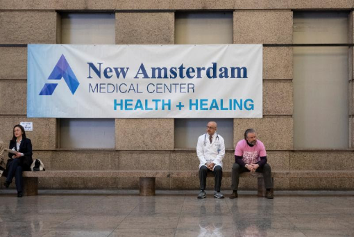 New Amsterdam TV show on NBC (canceled or renewed?)