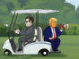 Our Cartoon President TV show on Showtime: season 2 renewal