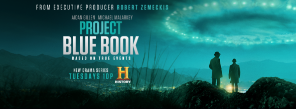 Project Blue Book TV show on History: season 1 ratings (canceled or renewed season 2?)