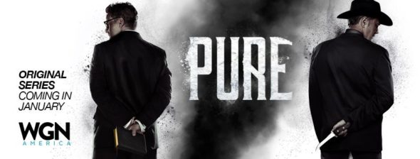 Pure TV show on WGN America: season 1 ratings (canceled or renewed season 2?)