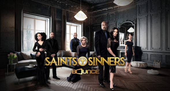 Saints and Sinners TV show on Bounce: (canceled or renewed?)