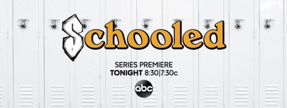 Schooled TV show on ABC: season 1 ratings (canceled or renewed season 2?)
