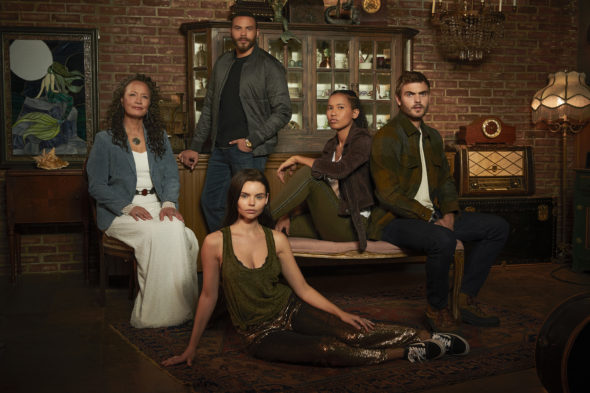 Siren TV show on Freeform: season 2 viewer votes (cancel or renew season 3?)
