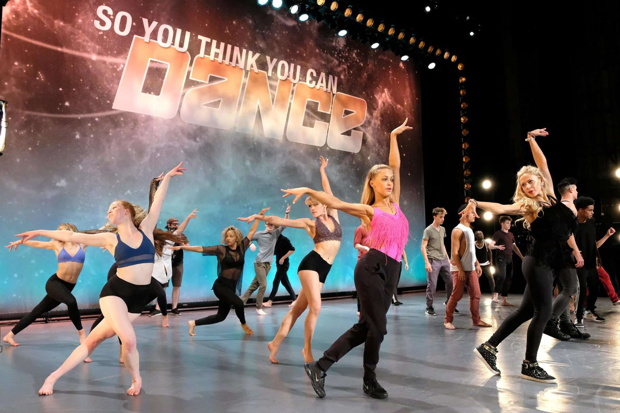 Watch So You Think You Can Dance Online