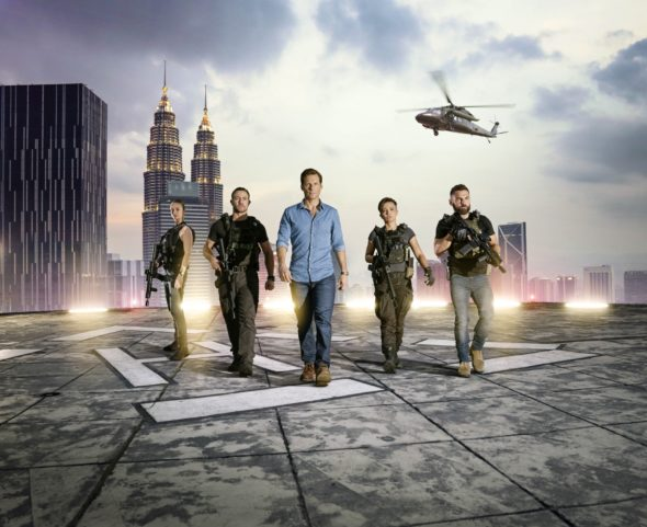 Strike Back TV show on Cinemax: canceled or season 8? (release date); Vulture Watch