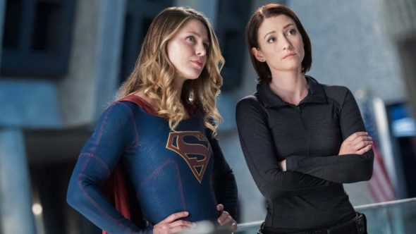 Supergirl TV show on The CW: season 5 renewal
