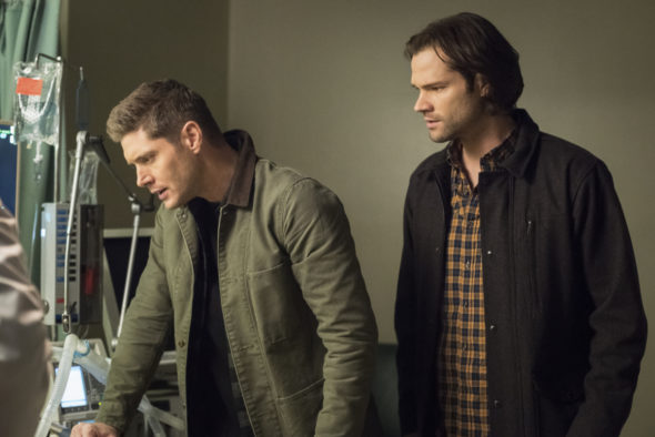 Supernatural TV show on The CW: season 15 renewal