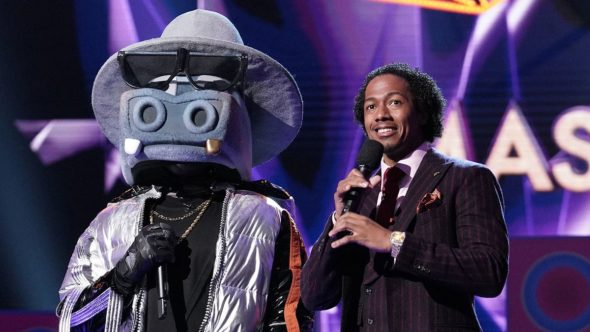 The Masked Singer TV show on FOX renewed for season two