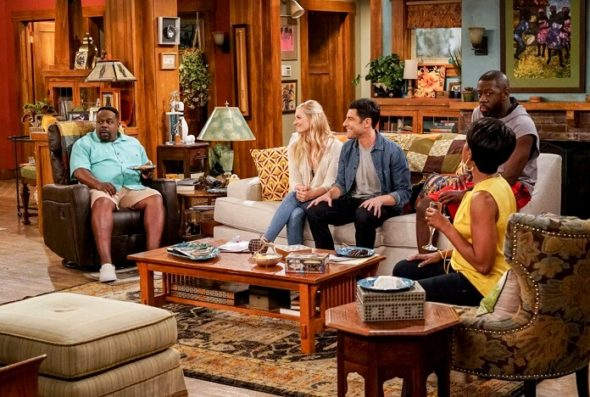 The Neighborhood TV show on CBS renewed for season two
