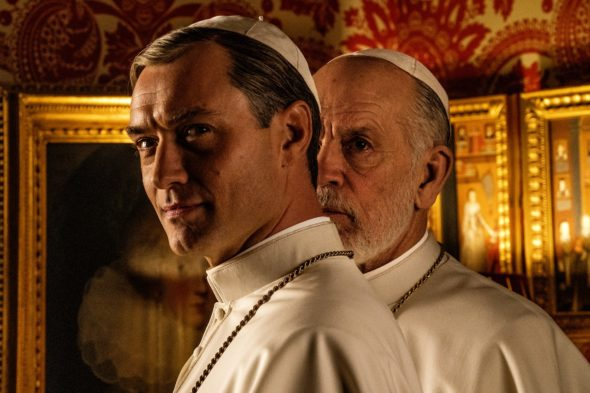 The New Pope TV show on HBO: (canceled or renewed?)