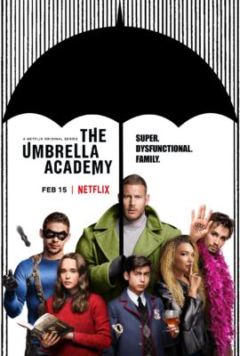 The Umbrella Academy TV show on Netflix: (canceled or renewed?)