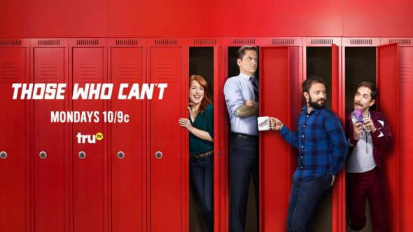 Those Who Can't TV show on truTV: season 3 ratings (canceled or renewed season 4?)