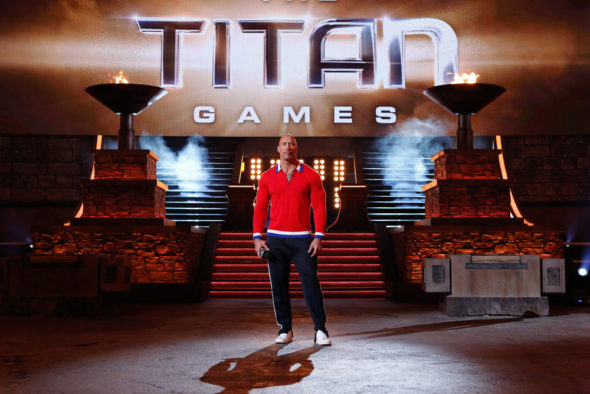 The Titan Games TV show on NBC: canceled or renewed for another season?