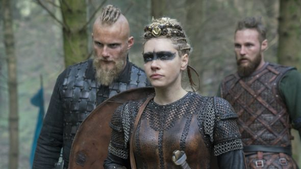 Vikings TV show on History: (canceled or renewed?)