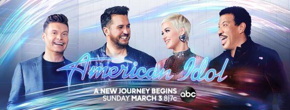 American Idol TV show on ABC: season 17 ratings (canceled or renewed season 18)