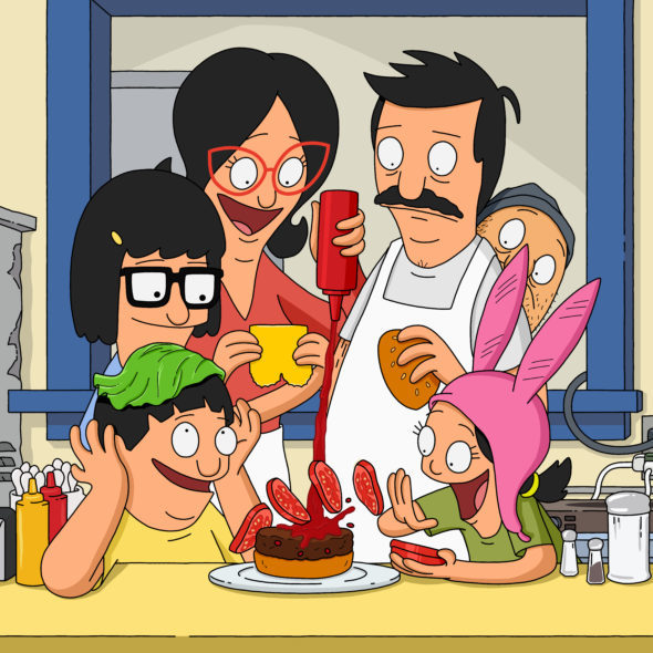 Bob's Burgers TV show on FOX: season 10 renewal (canceled or renewed?)