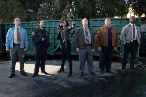 Brooklyn Nine-Nine TV show on NBC: season 7 renewal (canceled or renewed?)
