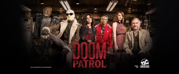 Doom Patrol Tv Show On Dc Universe Cancelled Or Renewed